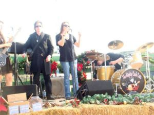 Johnny Cash Tribute Band - The Mighty Cash Cats playing at Hagle Christmas Tree Farm