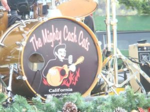 Johnny Cash Tribute Band - The Mighty Cash Cats at Hagle Christmas Tree Farm
