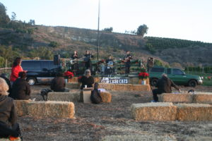 Johnny Cash Tribute Band - The Mighty Cash Cats playing live at Hagle Christmas Tree Farm