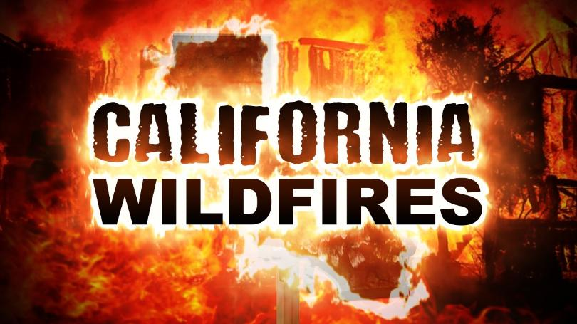 Southern CA Wildfire help
